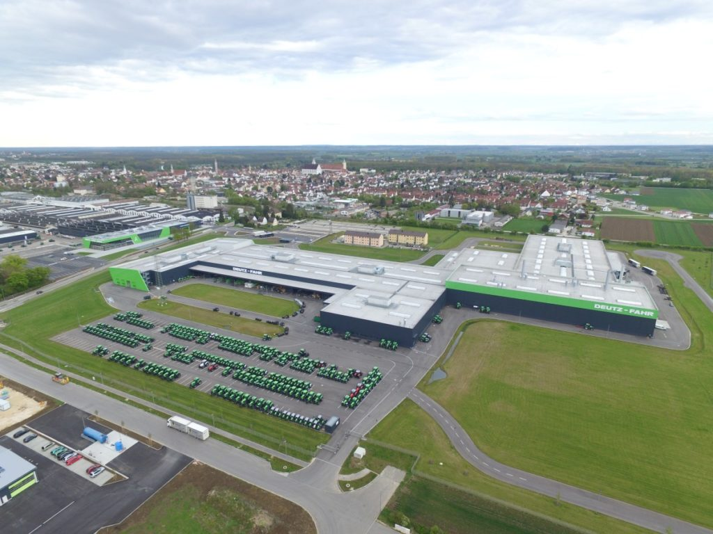 "DEUTZ-FAHR LAND: High-Tech ""Made in Germany"""