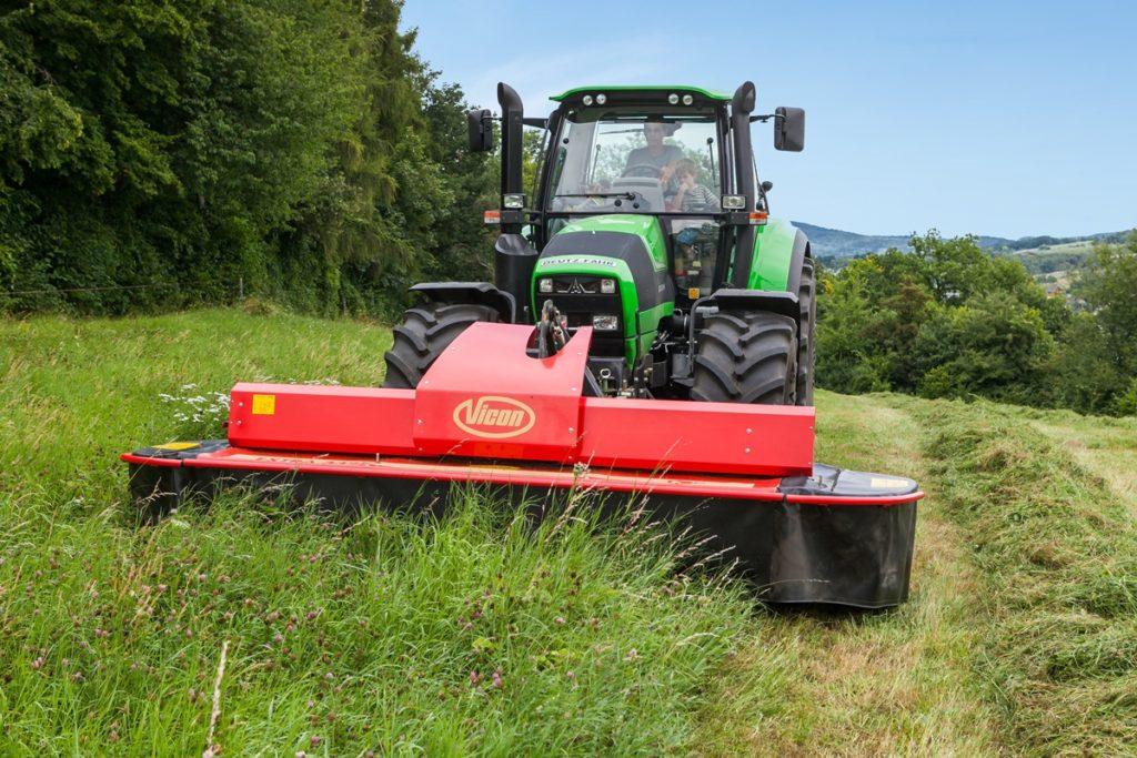 Wohlmannstetter Landtechnik setzt auf VICON Futtererntetechnik