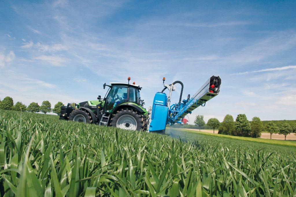 Pflanzenschutz-Geräteprüfung vom 23. bis zum 27. April 2018