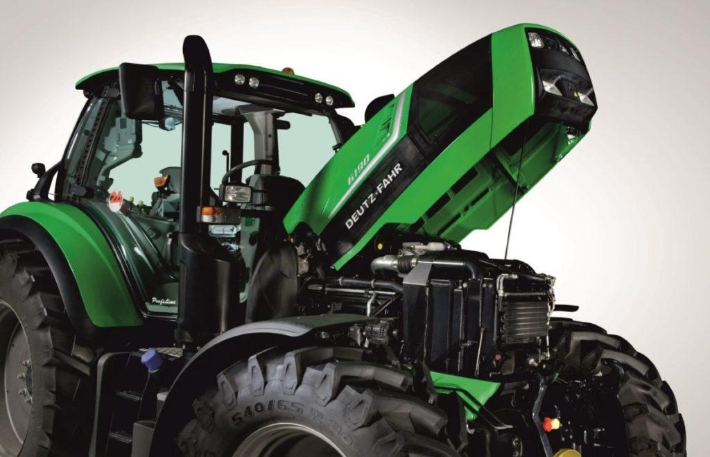 Traktor-Service Angebot