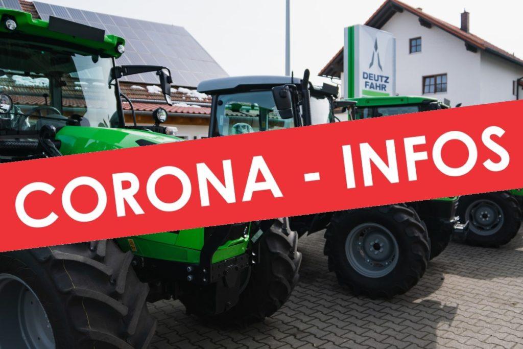 WICHTIG: Corona-Infos